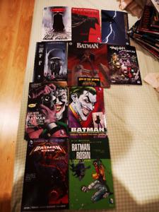 Marvel/DC Graphic Novels