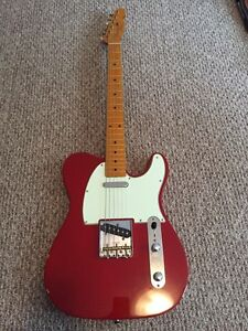 Last Day!  MJT Reliced Telecaster