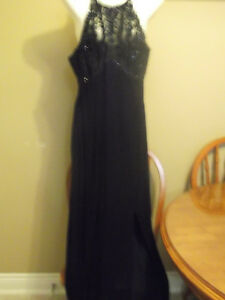 Navy Formal Dress - Size 11 (fits smaller) - Reduced Price