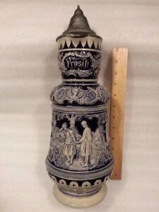Vintage Jacob Thewalt Pitcher/Flower Vase