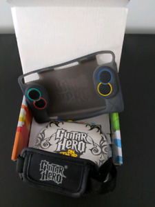 Band and Guitar Hero accessories only for Nintendo DS