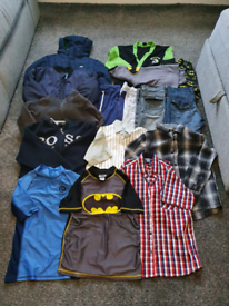 Large Boys 9-10 Years Clothes Bundle