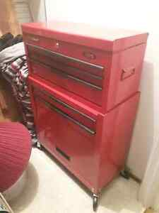 SOLD PPU Top/Bottom Tool Box Like New
