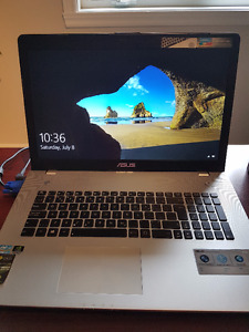 Laptop ASUS  N76V (paid 3500$ 3 years ago)