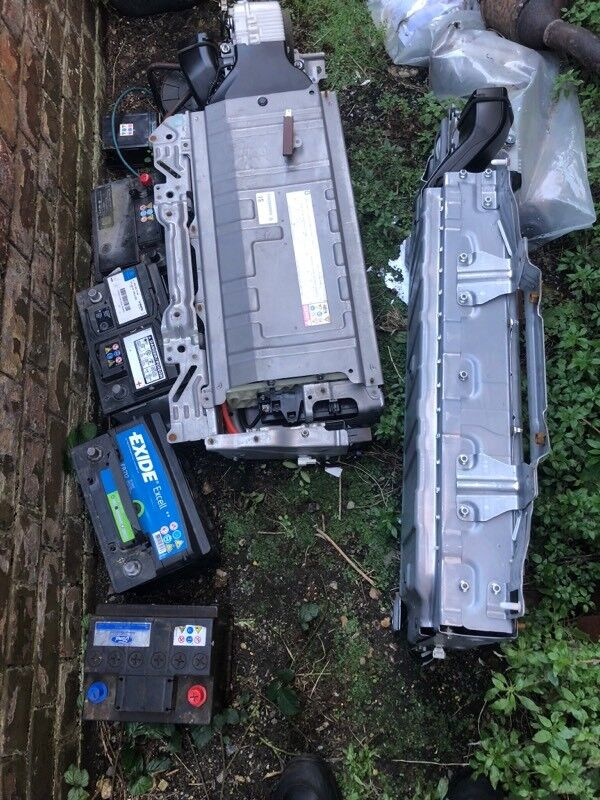 2013- on Toyota Auris Hybrid Battery spares or repairs