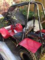 Rare dune buggy go kart odyssey for sale