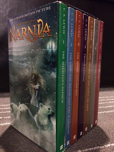 The Chronicles of Narnia 7-book set