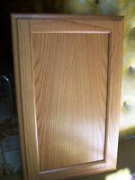 New Oak Finished Cabinet Doors...New in Box