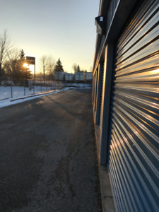 NEED SPACE? GREAT RATES SELF-STORAGE END OF HWY 404 905-476-4555