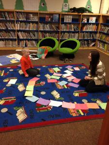 VOLUNTEER Literacy Tutors WANTED!