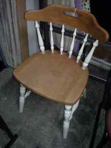 Have a Seat..... Chairs and stools for sale...