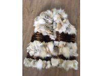 Real fur!!! Brand new gilet