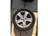 Wheel good condition Peugeot 307