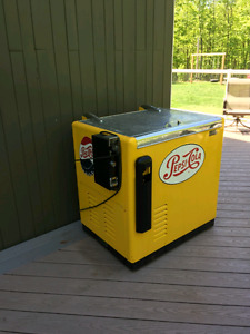 Pepsi cooler for sale
