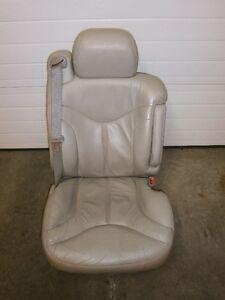 GMC Yukon / Tahoe Tan Leather Passenger Seat - MINT