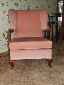 4 CHAIRS-ANTIQUES