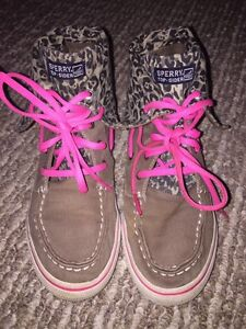 Sperry Top-siders -- size 4 Kawartha Lakes Peterborough Area image 2