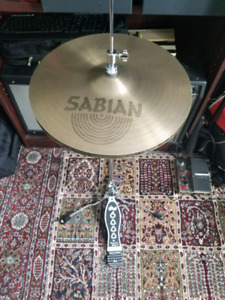 "Sabian AA 14"" Regular Hats (Medium Hats)"