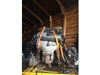 Citroen c2 1.4 petrol engine & gearbox