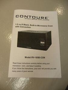 Convection Microwave (Contoure)