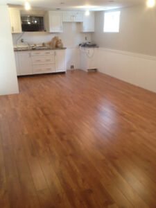 12mm AC4 Laminate Flooring Sale! $2.99/sqf Delivered/INSTALLED