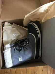 BRAND NEW SOREL BOOTS - 9.5 Kingston Kingston Area image 3