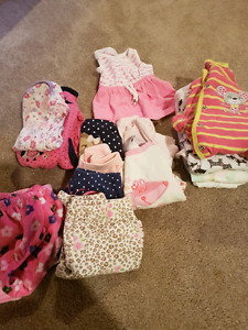 0-3months clothing lot