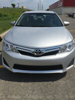 2012 Toyota Camry LE Navigation Package