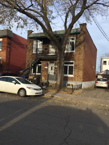 2-plex + bachelor for sale ** just a step from Metro Cartier