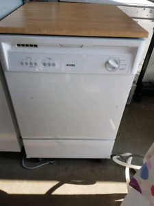 Two dishwasher