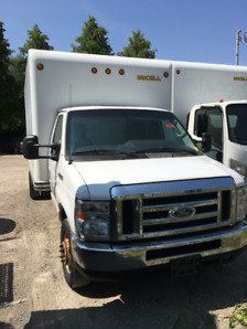 2009 Ford E-450, Diesel, Automatic, G-license
