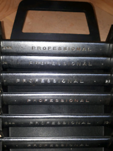 9 pc Proto professional wrenches
