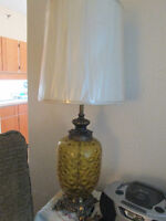 Late 1950's Lamps