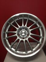18x7.5 advanti racing wheels 5x114.3