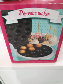Popcake maker like new