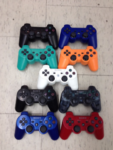 PS3 Controllers - Sony Officials
