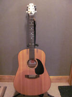 Citation full size acoustic guitar made in Canada $88