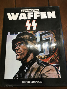 World War II Hard Cover SS Book