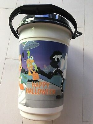 Disney Parks Happy Halloween Mickey and Minnie in Costume Popcorn Bucket](Mickey And Minnie Halloween Costumes)