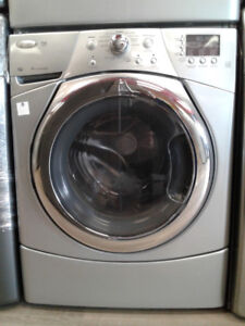 WASHER WHIRLPOOL DUET GREY FRONT L