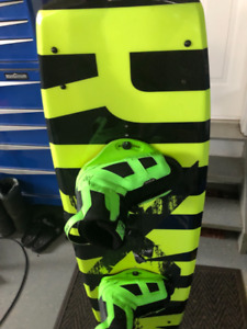 Wake Board, Boots and Ski Vest