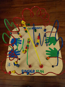 EDUCO Finger Fun Table for toddlers (toy) Kitchener / Waterloo Kitchener Area image 2