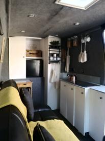 Stylishly refurbished campervan LOW MILAGE