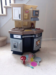 Little Tikes Kitchen Playset
