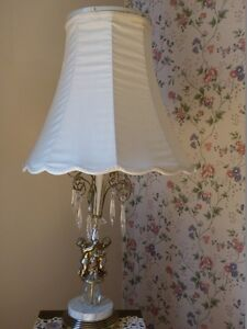 Lampe style provincial
