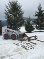 1997 863 bobcat skid steer