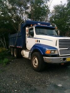 1998 Ford Aeromax Dump Truck READY FOR WORK