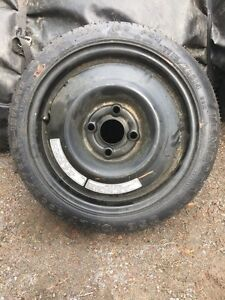 Goodyear T115/70D14 Temporary use spare