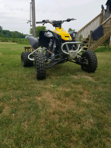 2015 Can Am ds 450 xmx