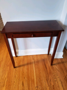 Hall Table with Drawer
